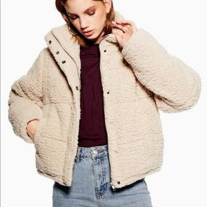 Native Youth Teddy Puffer XS-S